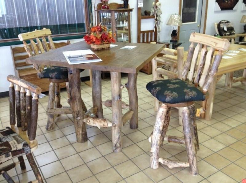 Gwinn Furniture Outlet Rustic Log Furniture 1