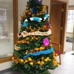 Honor Credit Union Marquette Michigan Mitten Tree 001