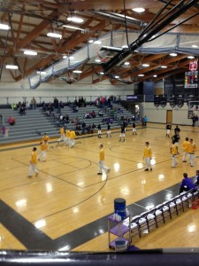 Gwinn ModelTowner Boys basketball defeated Gladstone Braves on Fox Sports Marquette 105.1 and GoToGwinn.com Tuesday January 20th, 2015