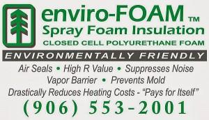 Enviro-FOAM Insulation Michigan