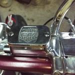 Mikes Rolling Thunder Ishpeming 1972 Harley hard tail chopper 02