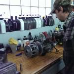 Mikes Rolling Thunder Ishpeming Arctic Cat 370 Repair 01