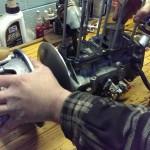 Mikes Rolling Thunder Ishpeming Arctic Cat 370 Repair 06