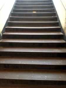 Stairs - Great Lakes Radio