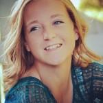 Ashley Rochester Senior Picture Marquette High School
