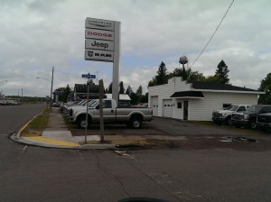 Big Valley Ford in Ewen has a lot FULL of great deals for you, no matter what type of car or truck you're looking for