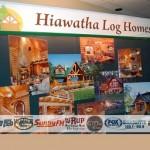 Hiawaitha display