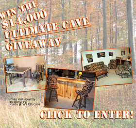 Win the $14,000 Ultimate Cave Giveaway!