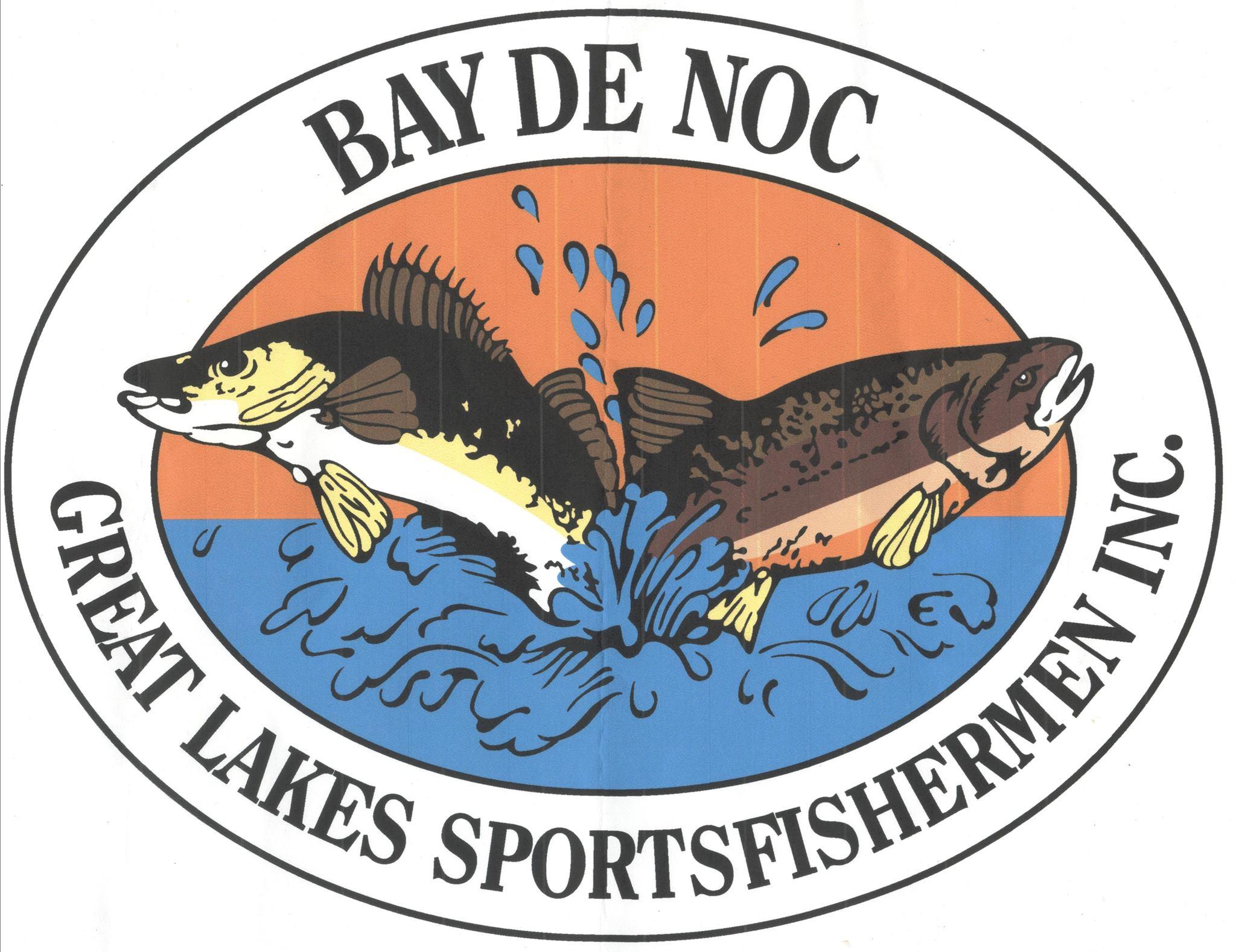 Bay De Noc Great Lakes Sport Fishermen