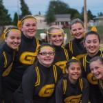 Gwinn's Cheerleaders for Fall 2015!