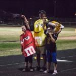Former Race Winner. Gwinn's new superintendent and his son!