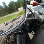 Mikes Rolling Thunder 1981 Harley FLH Touring Rhino Bike Ishpeming 011