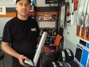 Mikes Rolling Thunder 25 kw generator repair Ishpeming 001