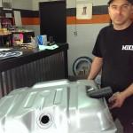 Mikes Rolling Thunder 25 kw generator repair Ishpeming 003