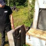 Mikes Rolling Thunder 25 kw generator repair Ishpeming 008