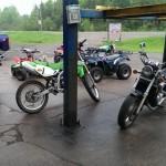 Mikes Rolling Thunder Ishpeming Michigan 2013 Harley Road King Classic 01