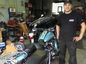 Mikes Rolling Thunder Ishpeming Michigan 2013 Harley Road King Classic 13