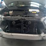 LaFayette Collsion Repairs this 2009 Toyota Highland Hybrid