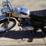 Triumph Restoration Mike's Rolling Thunder Ishpeming 001