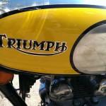 Triumph Restoration Mike's Rolling Thunder Ishpeming 002