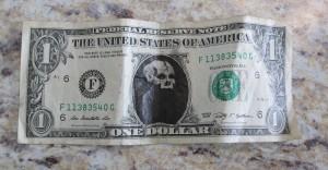 inked dollar