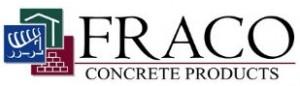 Fraco Logo Concrete Marquette Michigan Brick Tile Granite Cement Blocks Pavers