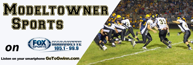 Gwinn Modeltowners Football Team 2015
