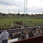 The Bark River-Harris Broncos defeated the Gwinn ModelTowners 40-14 on Fox Sports Marquette 105.1 & 99.9 from Gwinn, Michigan. Friday, September 18th, 2015.