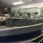 AlumaCraft Competitor 165 LE Richards Boatworks & Marine Escanaba Michigan October 2015 005