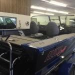 AlumaCraft Dominator 175 LE Richards Boatworks & Marine Escanaba Michigan October 2015 005