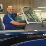 AlumaCraft Dominator 175 LE Richards Boatworks & Marine Escanaba Michigan October 2015 009