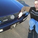 LaFayette Collision 1996 Volkswagen Marquette Michigan October 2015 003