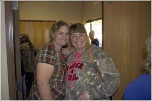 Patti & Marcy