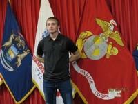 Marines Veterans Day Siblings Proud Michigan Pendleton Bootcamp 06