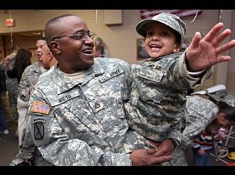 Lane Dawson Remembers Military Family Day This November