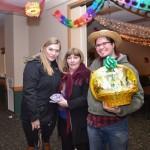 Nollan Pettersen won one of Super One Foods Gift Baskets worth $100!