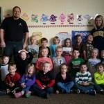 Katie Trudgeon Negaunee Wins Honor Teacher Award