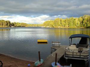 Shag Lake Home Lake View