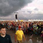 Rainy photo from CUSA