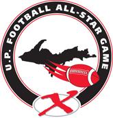 Upper Peninsula All Star Football Game logo