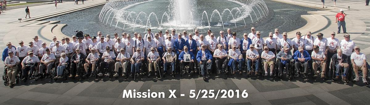 Upper Peninsula Honor-Flight-Mission-X