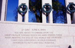 Upper-Peninsula-Honor-Flight-WWII-Memorial