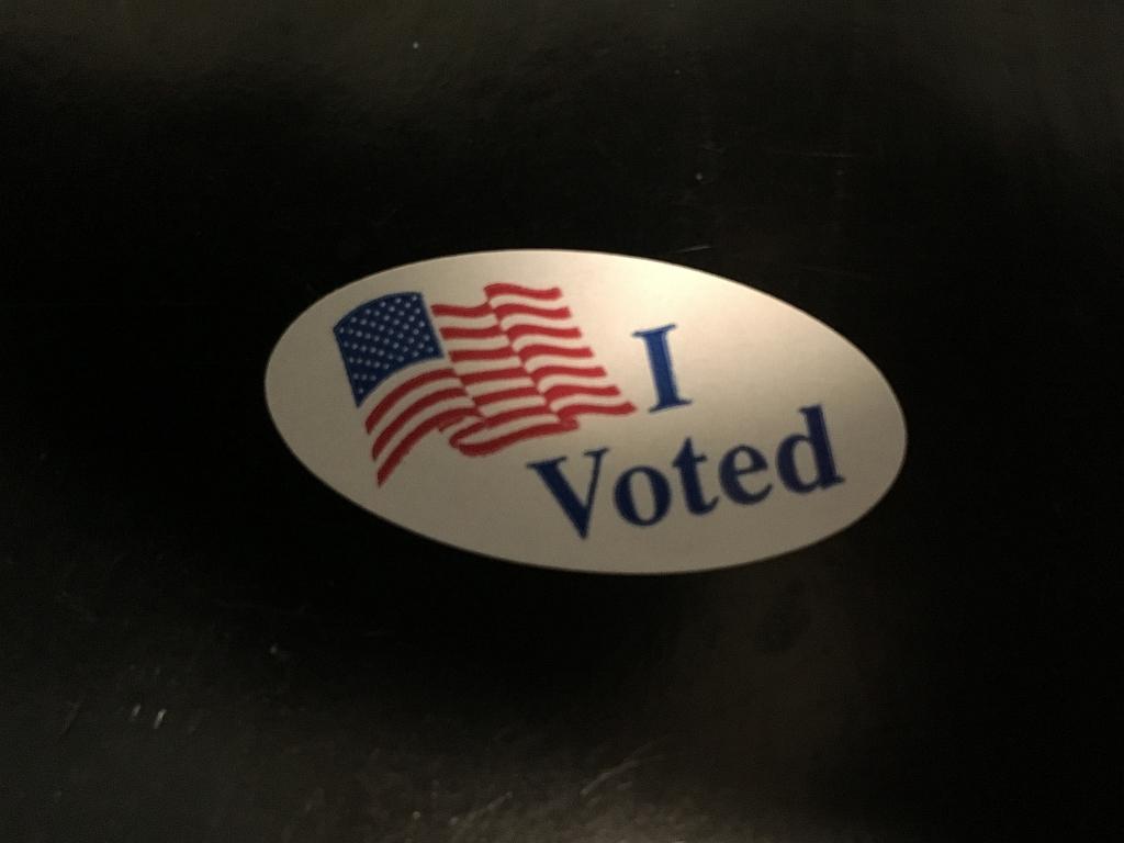 on-the-job-luke-g-I-Voted-sticker
