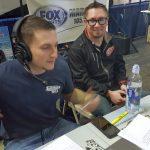 Luke with Fox Sports Marquette 105.1 & 99.9FM's Ryan Ranguette