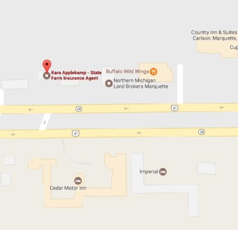Find Kara Applekamp State Farm Plan On Google Maps