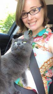 Owyn the Cat.