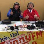 Pete Kolbus joins the Major on the radio.
