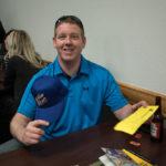 Pike Distributors sent us some Labatt Blue ball caps to giveaway.