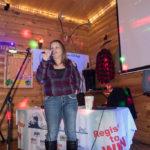 Candice performing Reba.