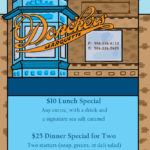 Stop in at Donckers, 137 W. Washington St.